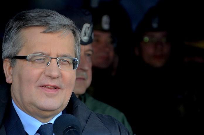 Prezydent Bronisław Komorowski z wizytą na Suwalszczyźnie Niebywałe Suwałki 6