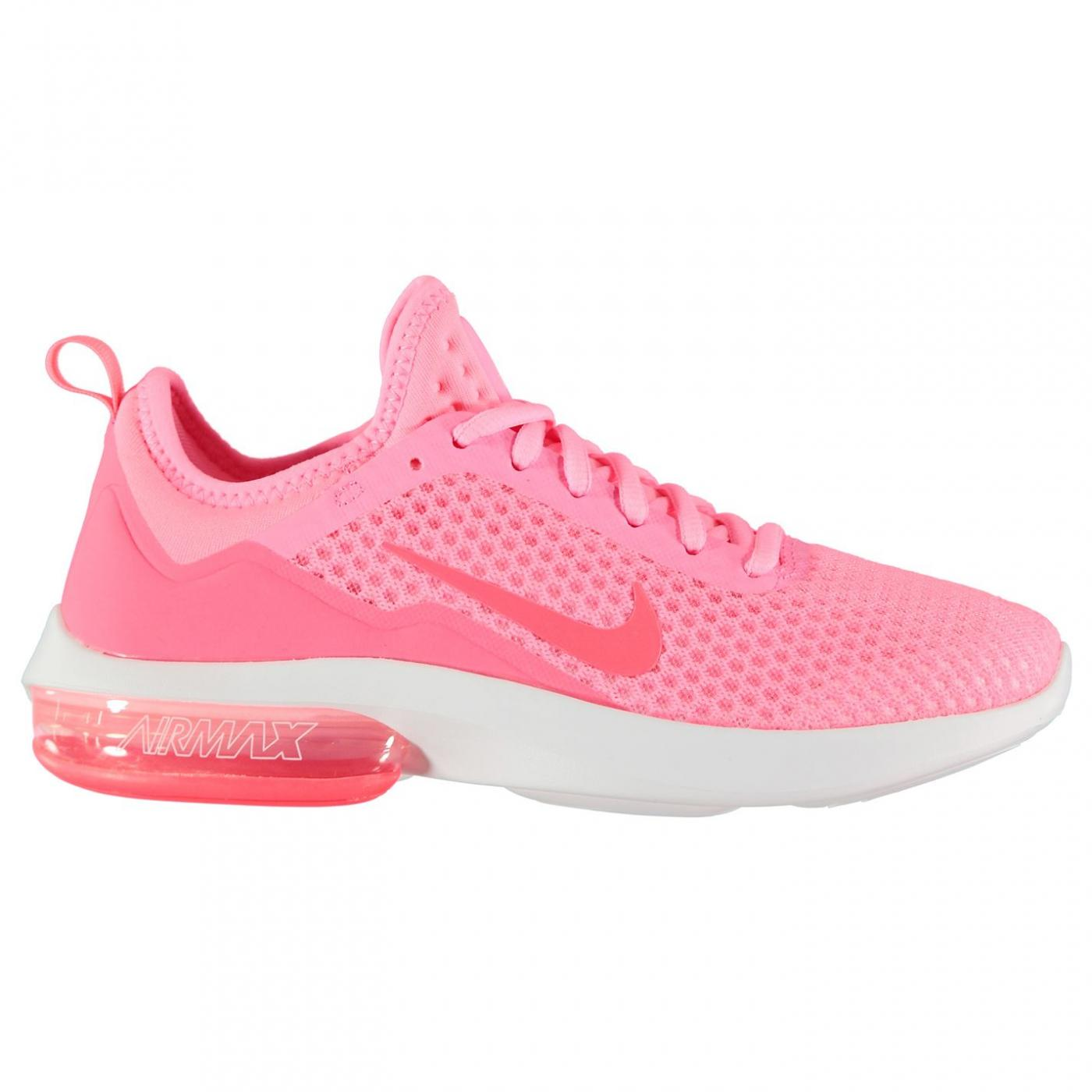 Air Max Running Womens Nike Air Max Kantara Running Shoes Pink Pink Trainers Nielsen Animal