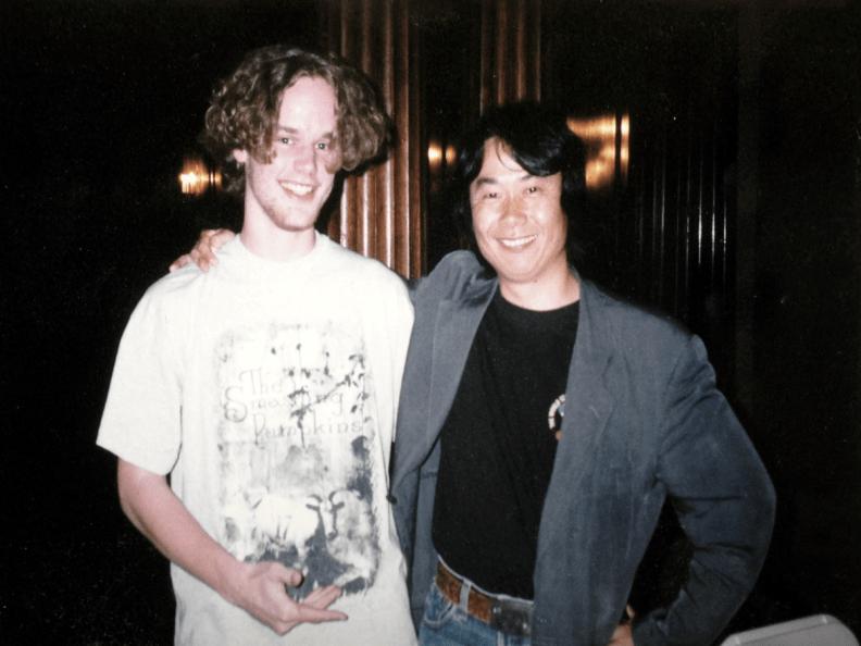 Miyamoto and me
