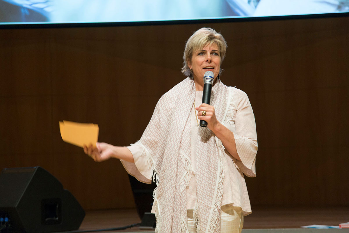 Rene Diekstra Princess Laurentien And Rene Diekstra Talk About The