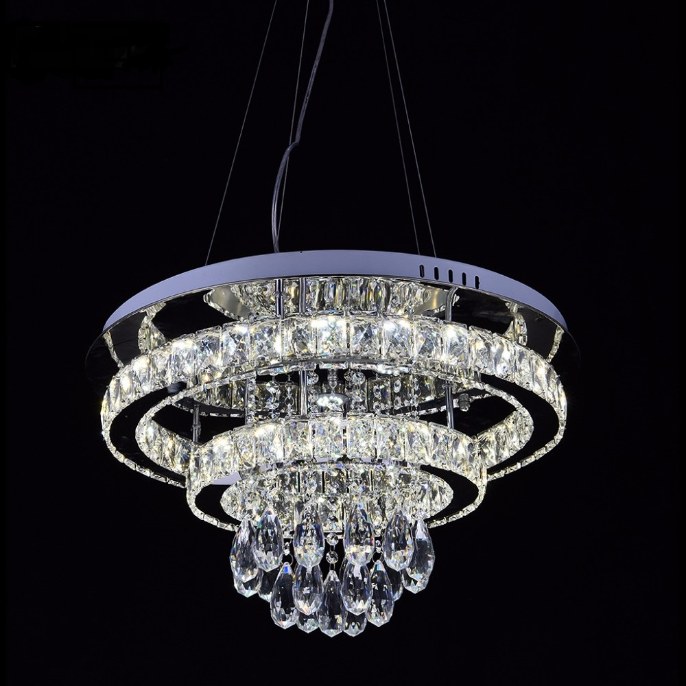 Led Chandelier Led Chandelier Living Room 001 Diameter Size Is 600 Mm Or Approx 23 6 Inches