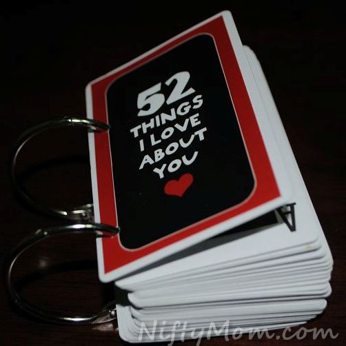 52 Things I Love About You\u0027 Ideas  Tips