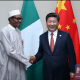 BUHARI CHINA