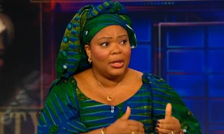 Leymah Gbowee, A Liberian, Awriter, A poet And A Woman Leader