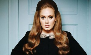 ADELE, SECRET, TWITTER ACCOUNT