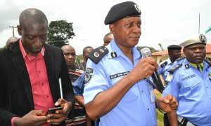 Ekiti Commissioner Of Police
