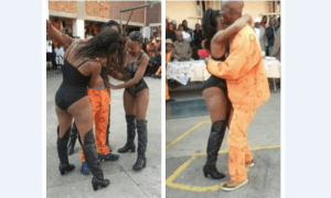 strippers and Inmates in SA