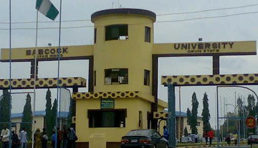 Babcock University, Ilishan-remo, Ogun state.
