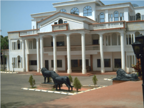 presidential palace building