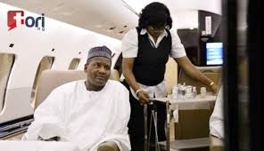 Aliko Dangotes Private Jet What We Found Out