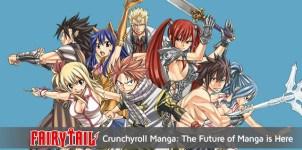 Crunchyroll distribuirá digitalmente el manga de Kodansha