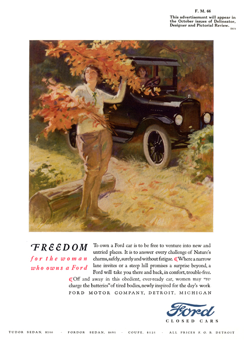 freedom ford ad
