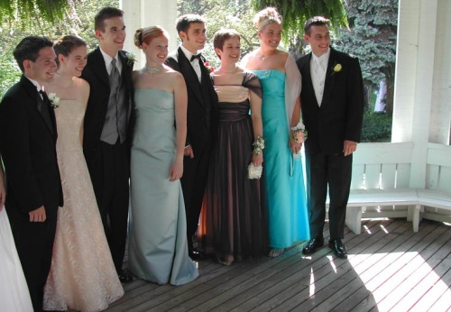 warner mansion prom
