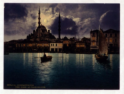 moonlight constantinople