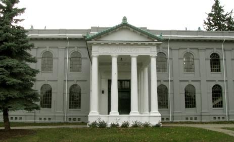 roseland mausoleum