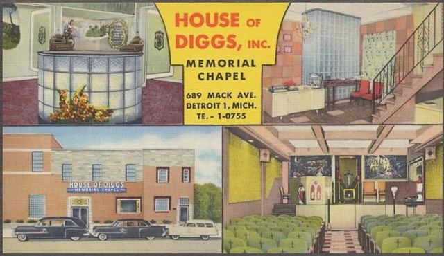 house of diggs - postcard - crop