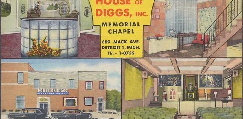 house of diggs - postcard - crop