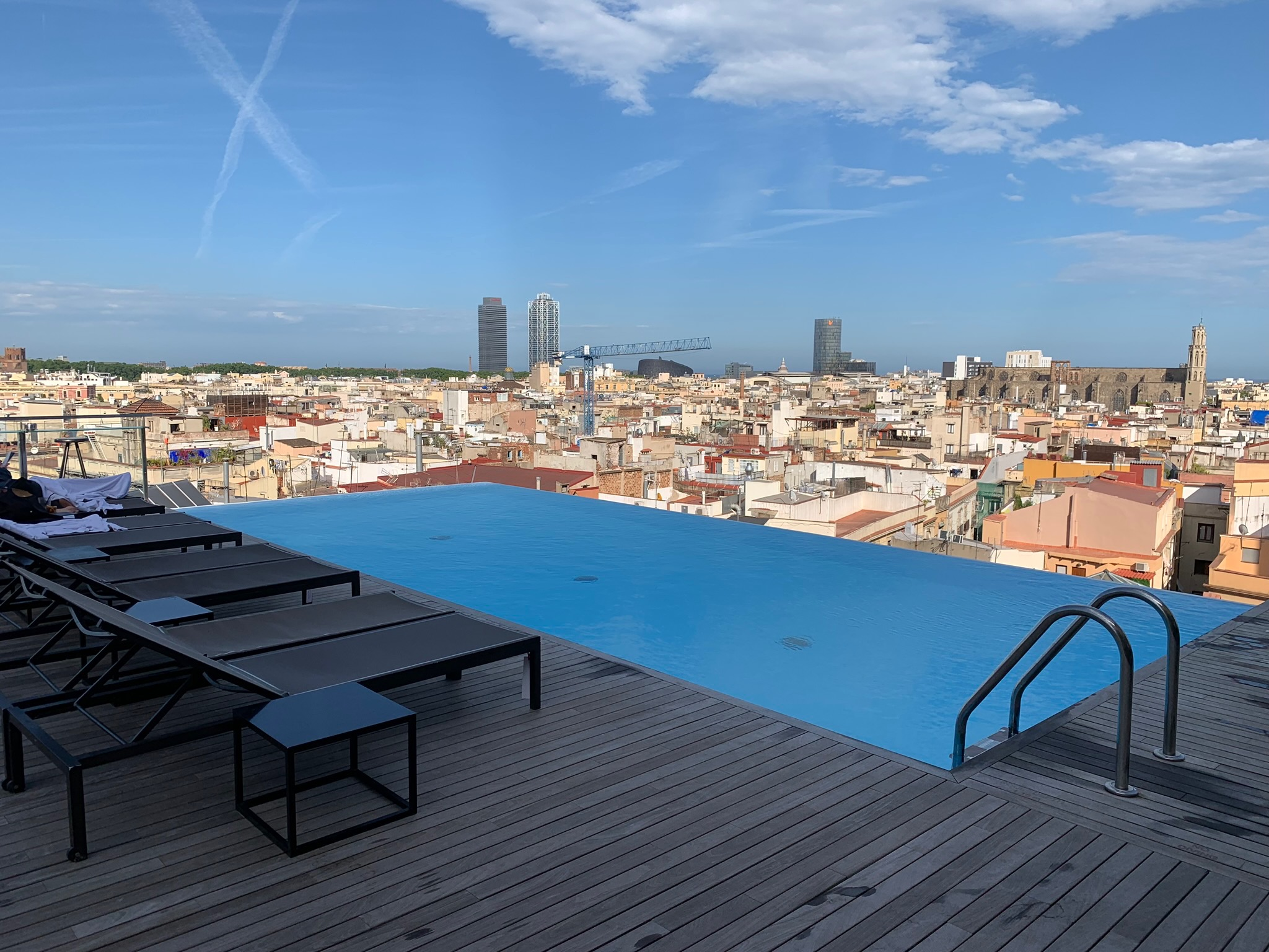Grand Hotel Central Barcelona Starting In Barcelona - Hola! Two Weeks In Spain