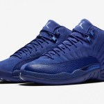 "『直リンク』11月12日発売 NIKE AIR JORDAN 12 RETRO ""Deep Royal Blue"""