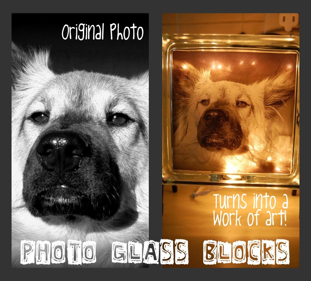 Decorative glass blocks crafts -  Glass Block Ideas Crafts 19 Download