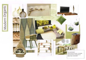Interior Design Mood Board