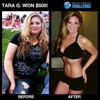 Tara G.'s AMAZING Beachbody Transformation!!!