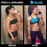 Traci A's Beachbody Transformation: Mommy got her body back