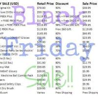 Beachbody Holiday Sales 2014 Black Friday Discounts