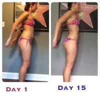 Insanity MAX 30; 2 week results! Nikki Kuban Minton
