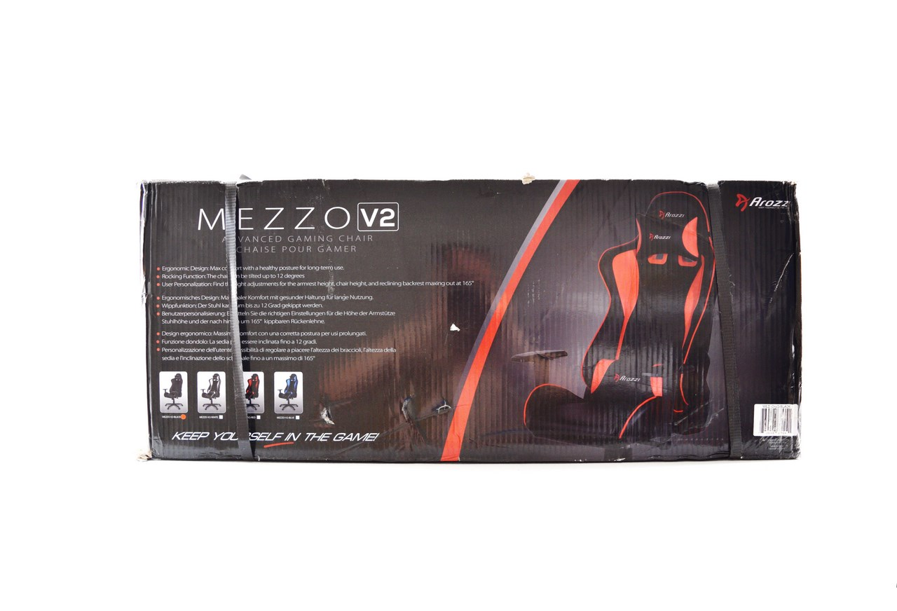 Esszimmerstühle Bis 150 Kg Arozzi Mezzo V2 Gaming Chair Review