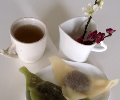 Сладости к чайной церемонии