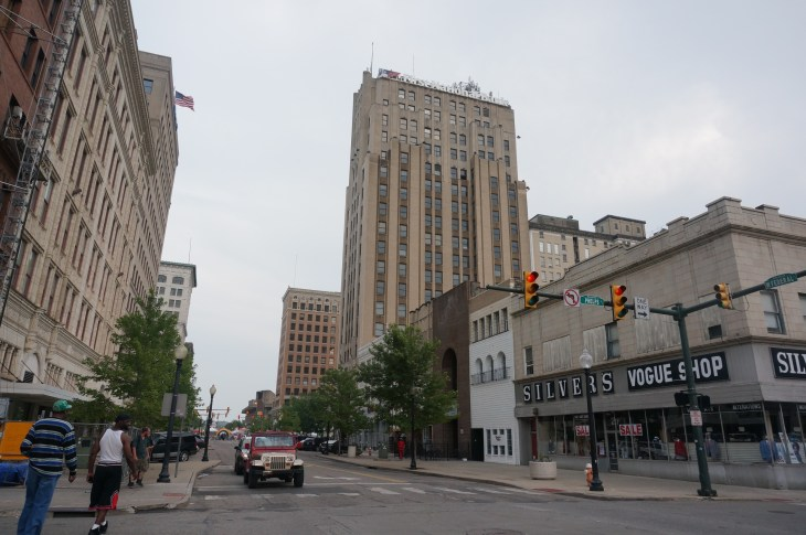 Youngstown.