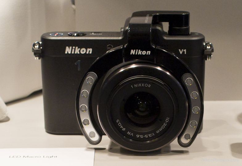 Nikon P7000 Nikon 1 Announcement Rumored For Next Week: V3 Camera, Two