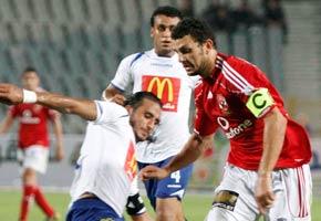Al Ahly- Hossam Ghaly