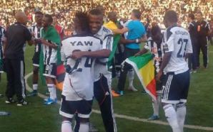 TP Mazembe CAF Champions League 2015 winners