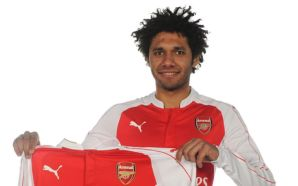 Mohamed Elneny is delighted to be an Arsenal player