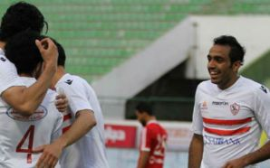 Zamalek extended their league winning streak! VIDEO