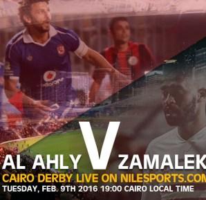 Cairo Derby 2016