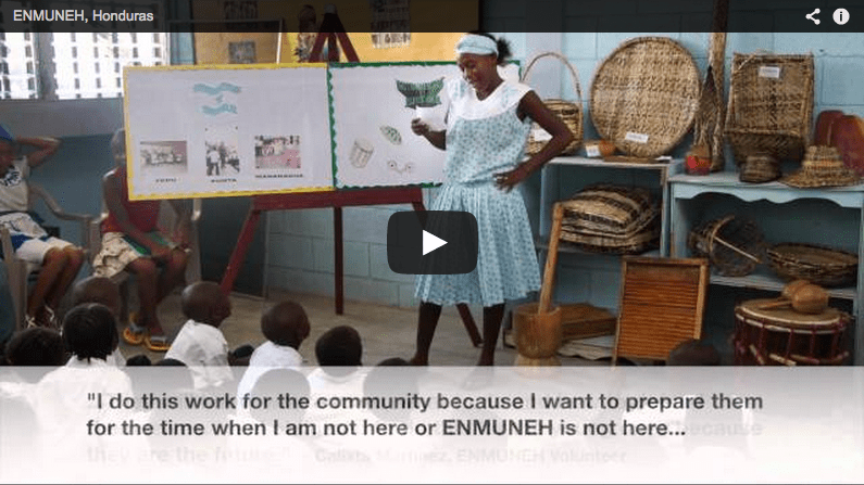 Video: UMW: ENMUNEH, Honduras