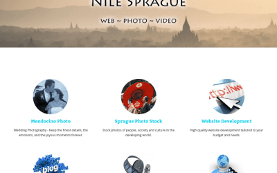 New website: nilesprague.com