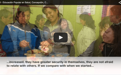 Video: UMW – Educación Popular en Salud, Concepción, Chile