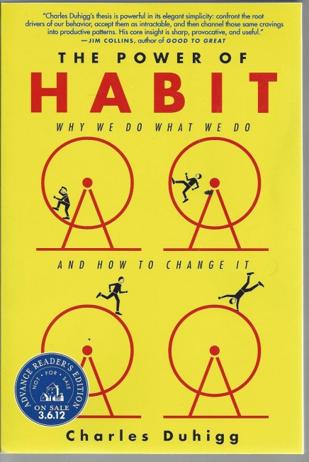 Power of Habit (x-lg.)