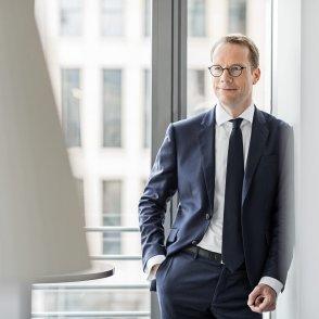 Deutsche Beteiligungs AG / Frankfurt 2016 / Foto: Nils Hendrik Mueller