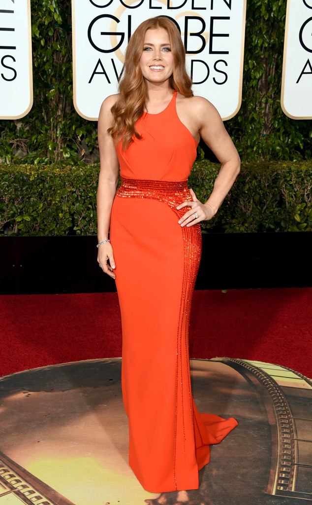 Amy Adams, Versace