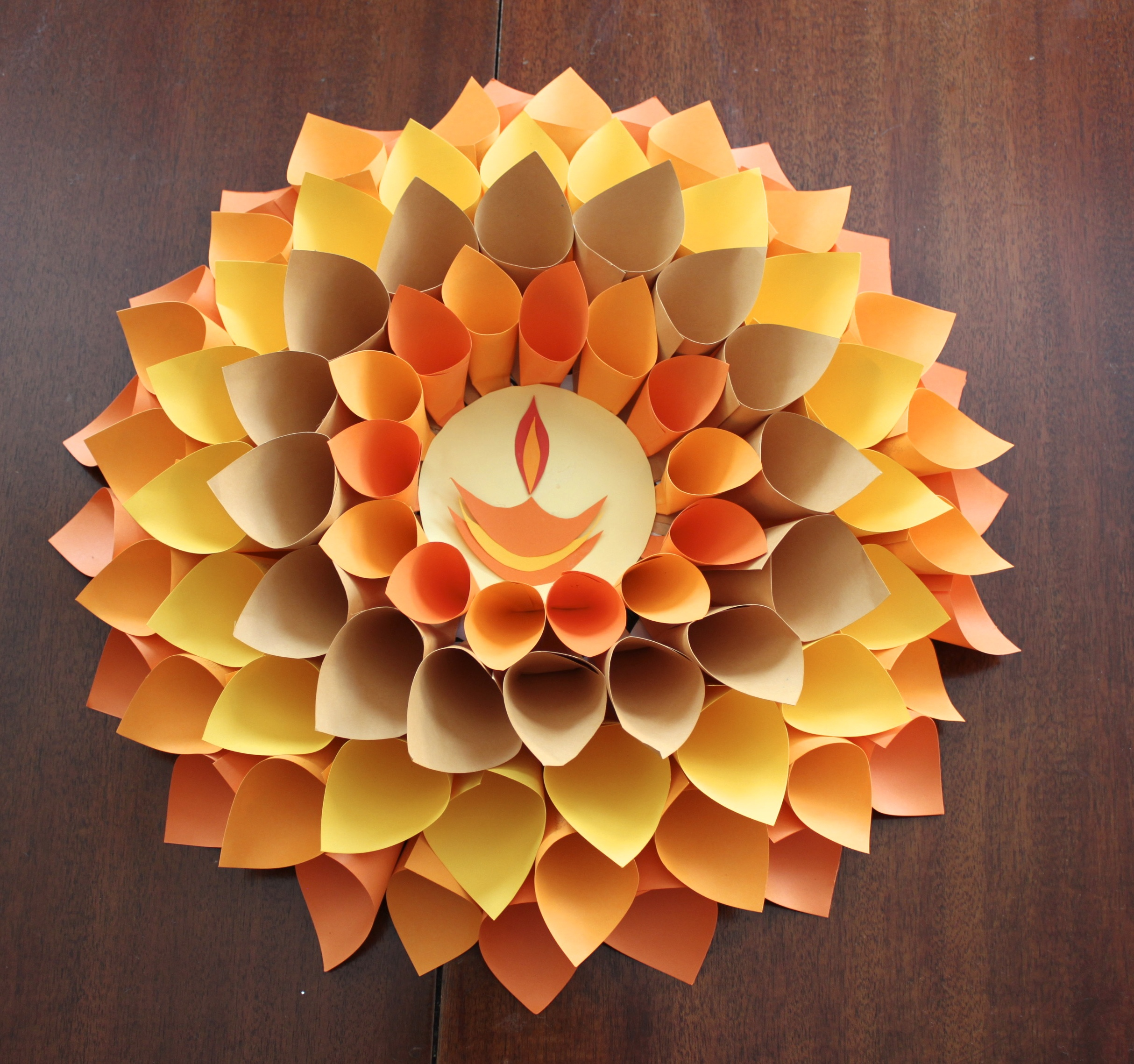 Diwali Decoration Ideas And Crafts Dramatic Dahlia Diwali S4 Creative Me