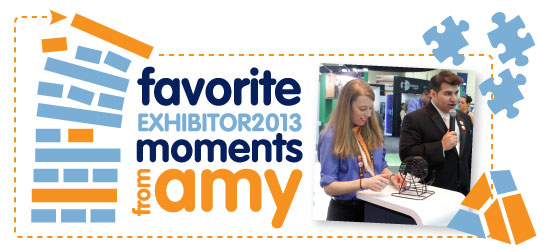 Top 10 EXHIBITOR 2013 Moments