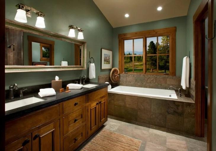 20 Beautiful Green Bathroom Ideas - green bathroom ideas