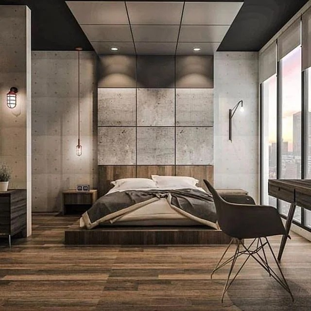 Schlafzimmer Industrial 20 Gorgeous Industrial Design Bedroom Ideas