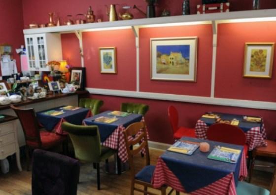 Kims mini meals Edinburgh