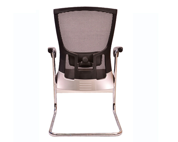 Low back Mesh visitors chair